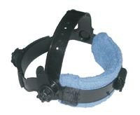 Ratchet Headgear With FatBoyTM Sweatband For CobraTM Welding Helmet