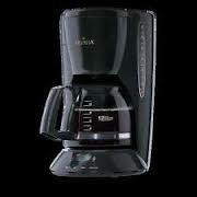 Classic Gevalia 12 cup Programmable Coffeemaker - Black - P86