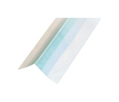 USG B1XWEL Beadex Paper Faced Metal Outside Drywall Corner Bead (Pack of 50) ()