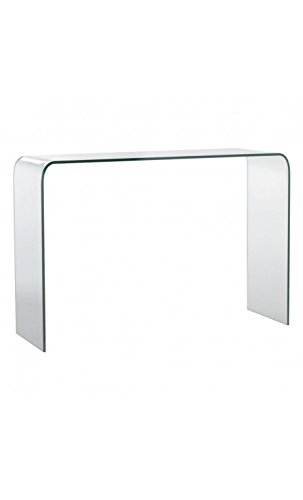 CAMINO A CASA - Console Design Cristal Transparente Lujo ...