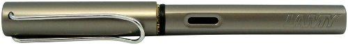 - Lamy Safari Al-Star Fountain Pen - Graphite - Extra Fine
