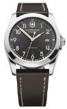 Victorinox Swiss Army Infantry Automatic Black Dial Mens Watch 241565 (Swiss Mechanical Automatic)