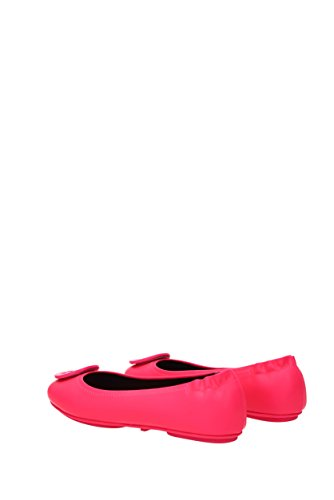 Voyage Femmes 37388 Burch Ballerines Uk Minnie Rose Cuir Tory Ballet tXq1wx