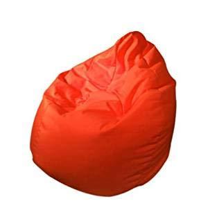 Poltrone Pouf Offerta.Outletissimo Poltrona Sacco Pouf Pouff Puff Puf Rosso Modello Mega 90x135cm Nuovo Offerta
