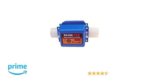 Antiincrustador Antical Magnético Neodimio SX 200 PRO: Amazon.es: Bricolaje y herramientas