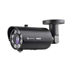 Everfocus EZ950FB IR Bullet Surveillance Camera, 2.24 MP Lens, Cmos 1080P, True Day/Night, White - Everfocus Digital Camera