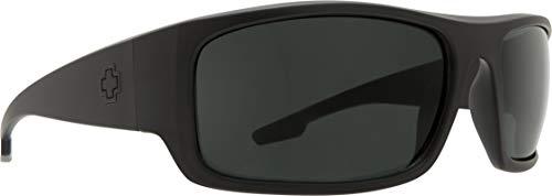 Piper Matte Black - Gray Polarized