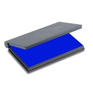 Amazon.com: Sello Pad con tinta azul: Office Products