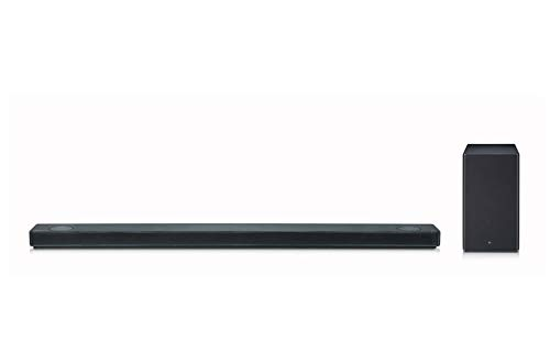 (LG SK10Y 5.1.2 Channel Hi-Res Audio Sound Bar with Dolby Atmos (2018))