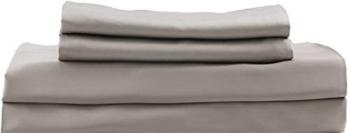 Hotel Sheets Direct 100% Bamboo Bed Sheet Set 1600 Thread Count Soft as Silk (Full, Sand)