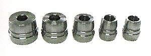 Online Auto Supply 5 Pc Brake Lathe Double Ended Tapered Cone Adapter Set 1'' Arbor Ammco Accuturn