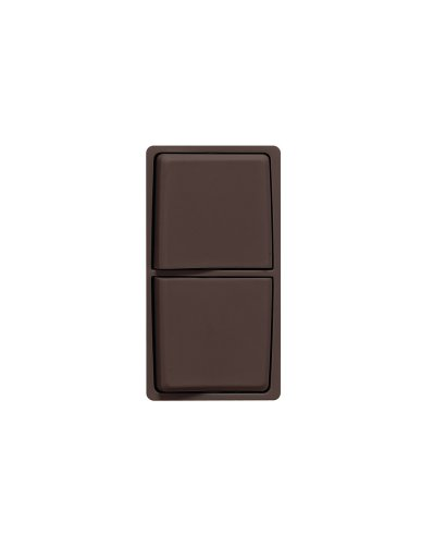 Leviton RK634-WB Renu Combination Switch Color Change Kit, Walnut Bark ()