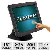 Planar Desktop Monitors PT1500MX 15-Inch Screen LCD Monitor by Planar