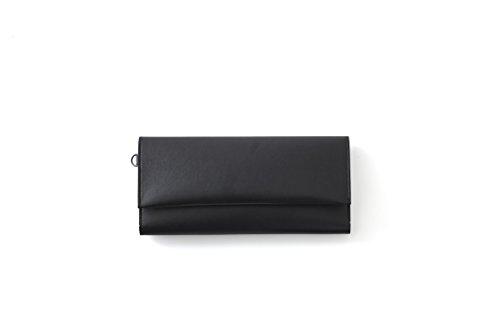 Personal Organizer Wallet - ITHINKSO - By iplaybox - 22x11 cm (Black)