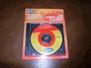 2PCS CD-DVD-VCD-CD ROM DVD LASER LENS CLEANER, TWDVD10-BL30