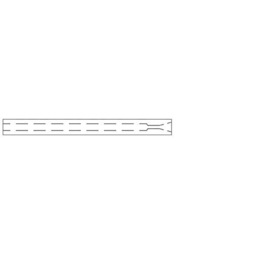 RESTEK 21712-216.5 Top Taper Inlet Liner for Bruker//Varian GCs Siltek CarboFrit 54 mm Length Borosilicate Glass Pack of 5 5.0 mm OD 2.0 mm ID