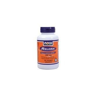 Now Foods: Relora, 120 vcaps (2 pack)