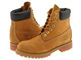 Timberland Men's 6 inch Premium Waterproof Boot,Wheat Nubuck,11 M US
