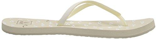 Der Stargazer der Riff-Frauen druckt Sandale Sahne