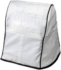 White Mixer Cloth Cover Bag Dust Scratches Protection for KitchenAid Stand KMCC1WH Tilt Head 16quot