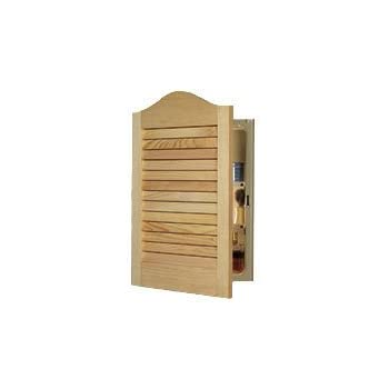 Amazon.com: Jensen 609 Basic Louver Unfinished Wood Single ...