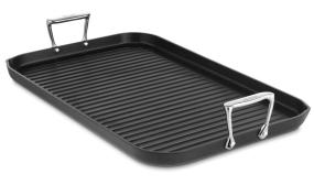 All-Clad Nonstick Hard Anodized Grande Grille Pan
