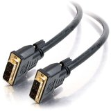 C2G/Cables to Go 50FT Pro Series Dvi-dandtrade; Plenum M/m Single Link Digital Video Cable