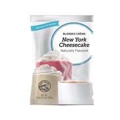 Big Train New York Cheesecake Blended Creme Frappe Mix, 3.5 lb Bag