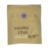Vanilla Chai Spice Tea Decaf - 18 CT (Stash Tea) (Pack of 6) -