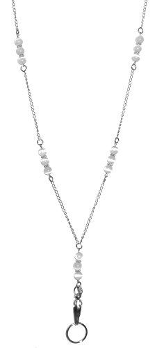 - Hidden Hollow Beads Necklace, 34