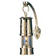 acht Oil Lamp (Brass) ()