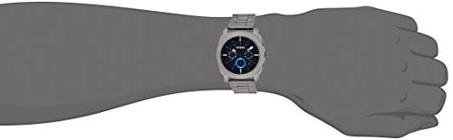 Fossil Men's Machine Stainless Steel Chronograph Quartz Watch 5