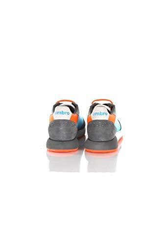 m Estate Primavera arancione Bianco 42 hombre Umbro 2019 Sneakers U191903m naqHY8Hw