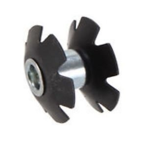 FSA Bicycle Headset Replacement Star Fangled Nut - 1in - 160-2010