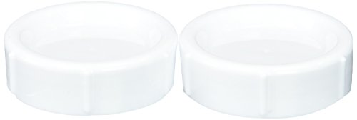 Dr. Brown's Natural Flow Wide Neck Storage Travel Caps Replacement, 2 -