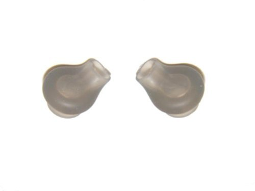(2 Large New Ear Buds for Plantronics Backbeat 906 903 903+ Back Beat Stereo Bluetooth Headset Ear Buds Gels Tips Bud Gel Tip Earbud Eargel Eartip Earbuds Eargels Eartips)