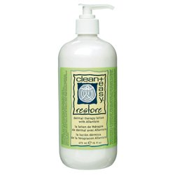 Clean & Easy Restore Dermal Therapy Lotion 16 oz.
