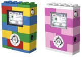 Pink or Multi Color MP3 Player 2GB LEGO®