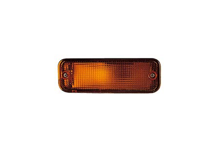 Fits 1988-1990 Toyota Corolla Signal Light Passenger Side TO2521102 4dr For Sedan/4dr wagon; for USA built - replaces 81510-02020
