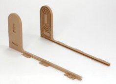 Tambour Track - Tambour Track, Face Frame Application, 3-1/2