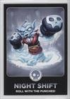 Night Shift (Trading Card) 2013 Topps Activision Skylanders Swap Force - [Base] -
