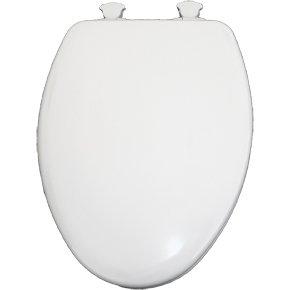 Bemis 1483SLOW Elongated NextStep White SLOW Closing Potty Seat