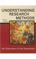 Understanding Research Methods: An Overview of the Essentials 9th (ninth) by Patten, Mildred L. (2013) Paperback
