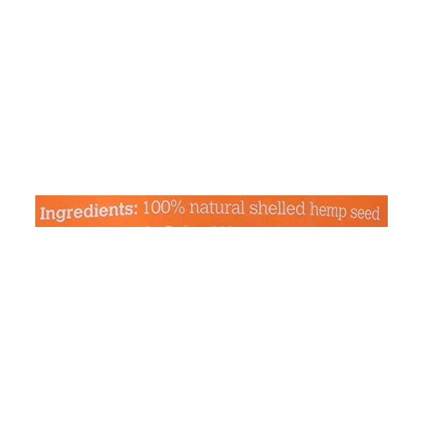 Good hemp Seed Hearts Natural Shelled Organic Protein Rich in Omega 3 & 6 Fibre Light Nutty Taste Really Good Pressed Sustainable Saturated Perfect for Stirring Sprinkling and Baking 225g (Pack of 6)