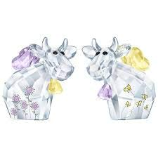 Edition Figurine Limited Collection - Swarovski Fairy MOS, Limited Edition 2 pc. Set
