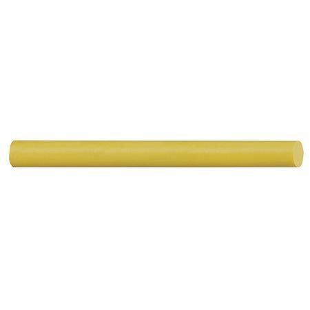 Flat Paint Marker 3/8'' Tip, Yellow, PK144