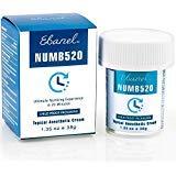 Numb 520 (1.35oz / 38g) 5% Lidocaine, Liposomal Technology for Deeper Penetration, Topical