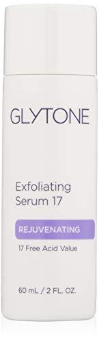 Exfoliating Formula - Glytone Exfoliating Serum with 17 Free Acid Value Glycolic Acid, Lightweight formula, Hydrating & Exfoliating Serum, 2 oz.