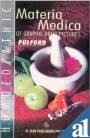Homoeopathic Materia Medica of Graphical Drug Pictures, A. Pulford, 8170211174