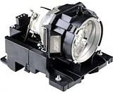 Replacement Lamp with Housing for VIEWSONIC RLC-090 with Osram P-VIP Bulb Inside